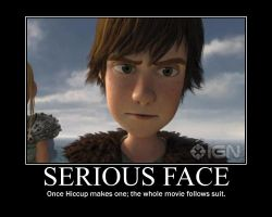 HTTYD Motivational Poster 2 by Aaiero