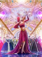 REIGN OF MEDICI QUEEN by amirulhafiz