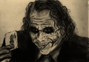 Joker by MarcLof