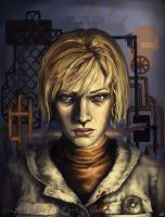 SH3: Heather Mason by cogdis