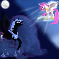 The Night Shall Last Forever by Silvestrate