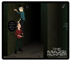 The Maze Runners by Wiz-Dan