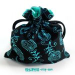 Electric Elemental Envy Satin Lined Dice Bag by Pasiphilo