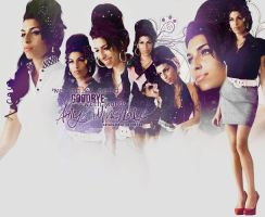 Amy Winehouse by jelly347