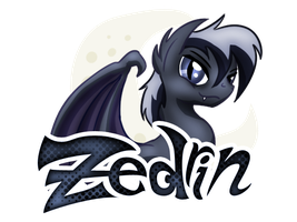 Zed's Con badge by Zedrin