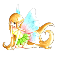 Request: Innocent Fairy by Zel-Duh