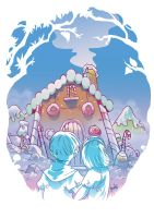 Hansel And Gretel by 13wishes