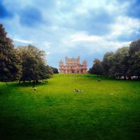 Wayne Manor, Wollaton Hall by Lowe-Light