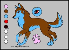 Wolf adoptable.breedable-SOLD by Adoptables-FalakWolf