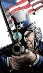 Uncle Sam Death Sentence by davidsu330