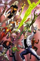 Legion of Infinite Earths 1 by spidermanfan2099