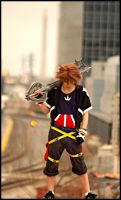 Sora - Against The World by kh2kid