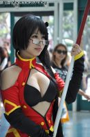 Anime Expo 2014 : Faces of Cosplay_0076 by JuniorAfro