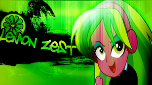 Lemon Zest Wallpaper by DigiRadiance