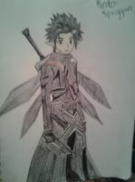Kirito-Spriggan version by DaughterOfWisdom