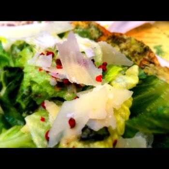 Revisiting a lovely Caesar Salad by nautShell