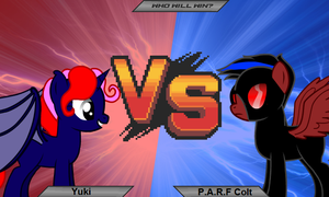 Yuki vs P.A.R.F Colt by Imp344