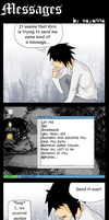 Death Note: Messages by mayanna