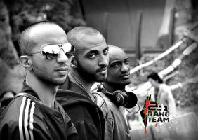 Darg Team by ledo4life