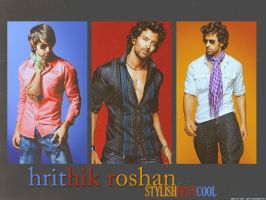 Hrithik Roshan Wallpaper by bulbulakaro