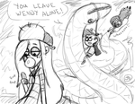 Dipper to the Rescue WIP by The-Kinetic
