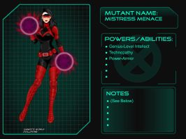 Mistress Menace Alt Costume by ScottyFreefall