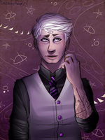 Welcome to Nightvale. by TheRedDeathBringer