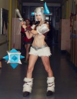 League of Legends - Traditional Sejuani cosplay 01 by CZSKLoLCosplayers