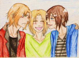 APH: CzechPolSlov - Smile please! by AlienaxD