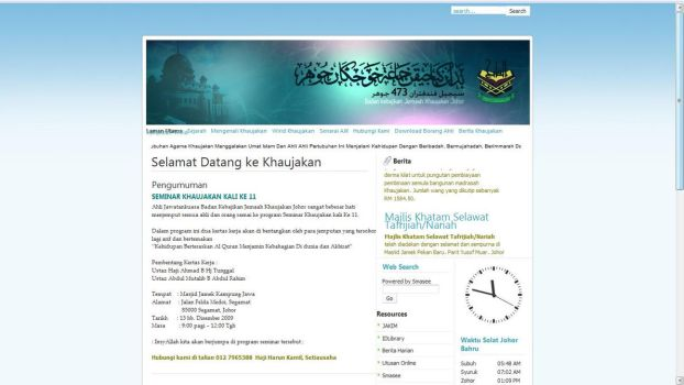 Khaujakan Web Development by zakir7