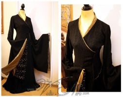 Cersei Lannister gown Game of Thrones costume by Volto-Nero-Costumes