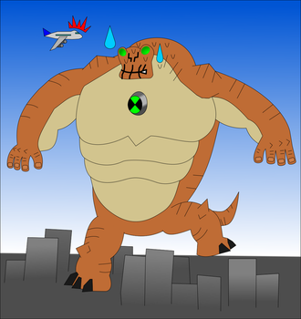Enlarged Humungousaur (plz comment) by Shelby95