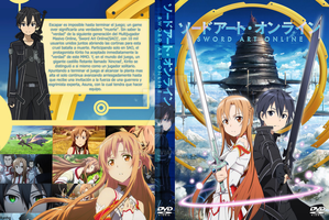 Sword Art Online Cover DVD by Ranhg