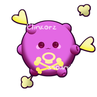 Koffing by Clinkorz