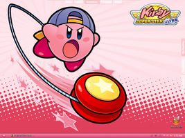 Yoyo Kirby Desktop by astroasis