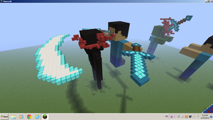 Steve owns enderperson by Dazza-Thim