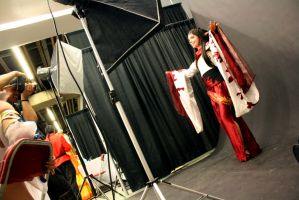 Otakuthon 2014 - Shoot With Droo by Midnight-Dare-Angel