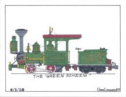 0-4-0 Green Scheme 1 by gunslinger87