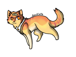Royal cat Auction- my first auction! Yay! by SoulCats
