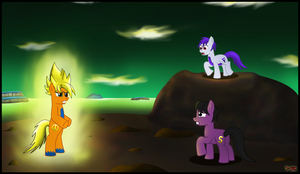 DBZ MLP:  The Ascension by Toxic-Mario
