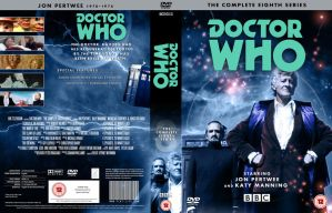 DOCTOR WHO CLASSIC  SERIES 8 by MrPacinoHead