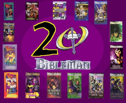 Bibleman 20th Anniversary by ESPIOARTWORK-102