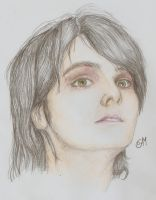 Gerard Way by staciaskillet