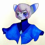 Holly Blue Agate by JunkoSaotome
