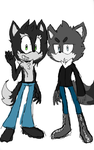 Wolf Adopts ~OPEN~ by Ami-Monev