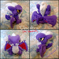 Dracabro Pokedoll by xSystem