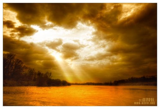 river of gold by werol