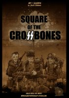 Square of the CroSSbones COVER by JacekZabawa