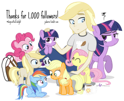 #disgruntledTwilight Thanks For 1,000 Followers! by dm29