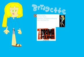 Bridgette Profile by Britishgirl2012